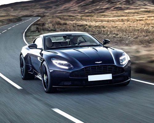 Aston Martin DB11 Front Left Side