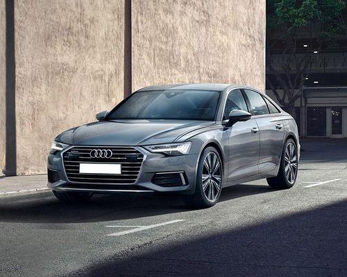 Audi A6 Front Left Side