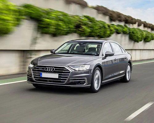 Audi A8 Front Left Side
