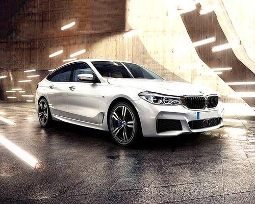 BMW 6 Series Front Left Side