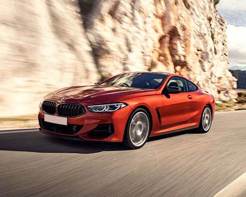 BMW 8 Series Front Left Side