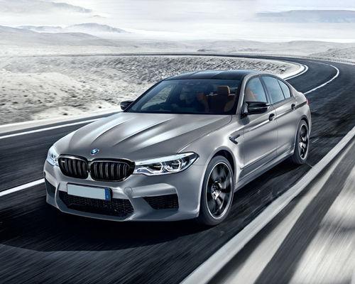 BMW M Series Front Left Side