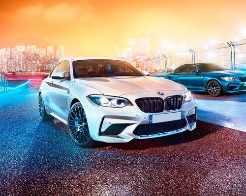 BMW M2 Front Left Side