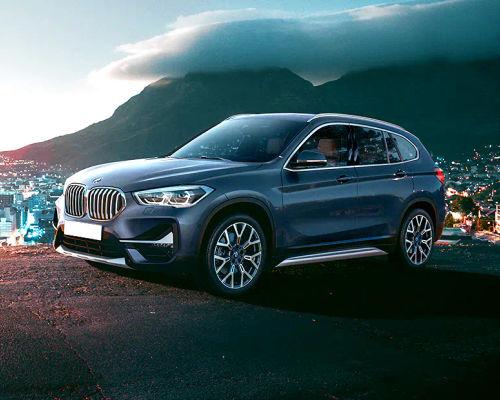 BMW X1 Front Left Side