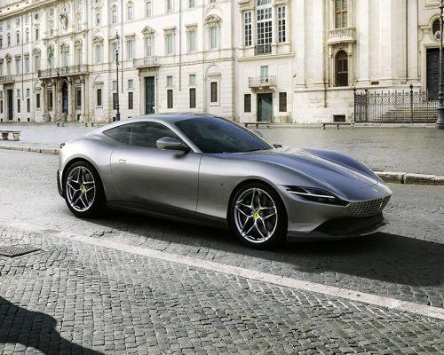 Ferrari Roma Front Left Side