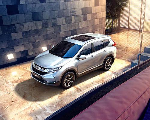 Honda CR-V Front Left Side