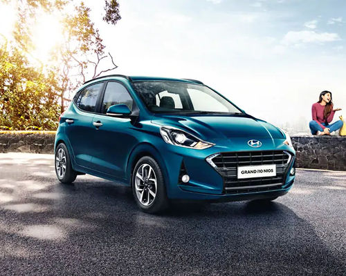 Hyundai Grand i10 Nios Front Left Side