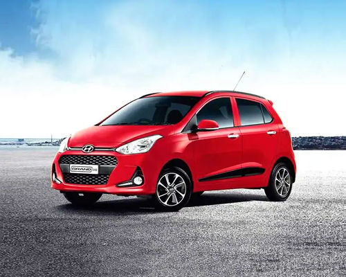 Hyundai Grand i10 Front Left Side