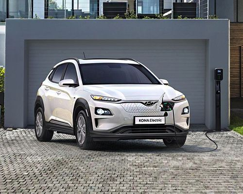 Hyundai Kona Electric Front Left Side
