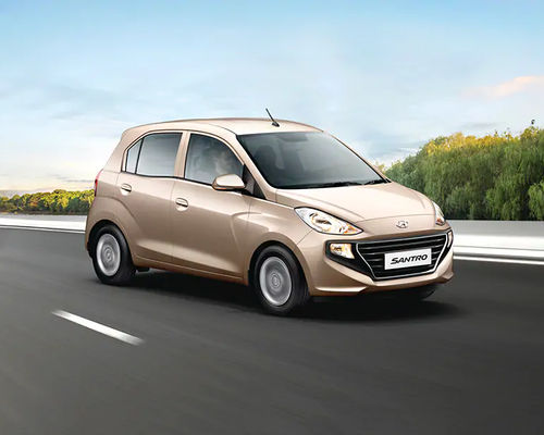 Hyundai Santro Front Left Side