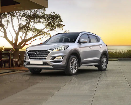 Hyundai Tucson Front Left Side