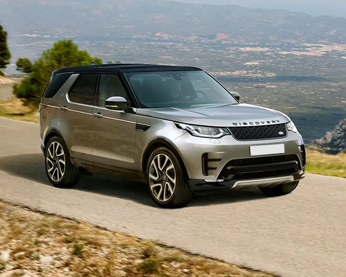 Land Rover Discovery Front Left Side