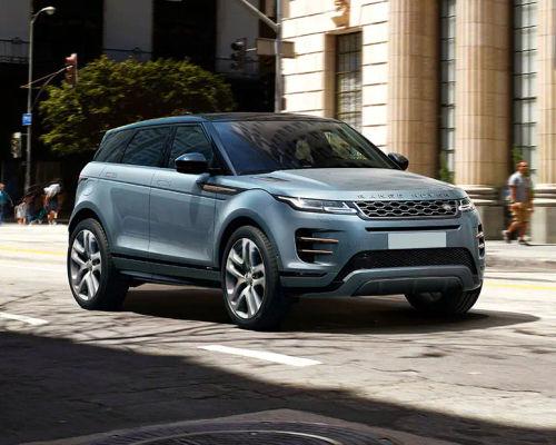 Land Rover Range Rover Evoque Front Left Side