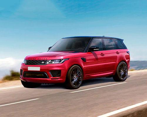 Land Rover Range Rover Sport Front Left Side