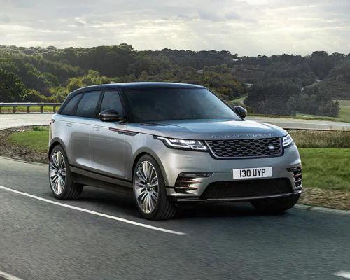 Land Rover Range Rover Velar Front Left Side