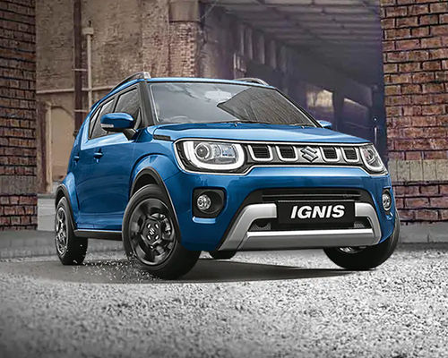 Maruti Ignis Front Left Side