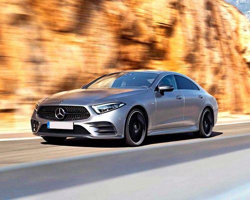 Mercedes-Benz CLS Front Left Side