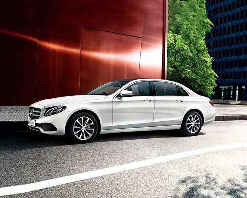 Mercedes-Benz E-Class Front Left Side