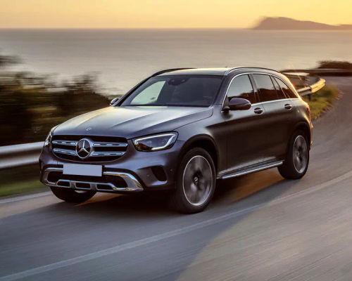 Mercedes-Benz GLC Front Left Side