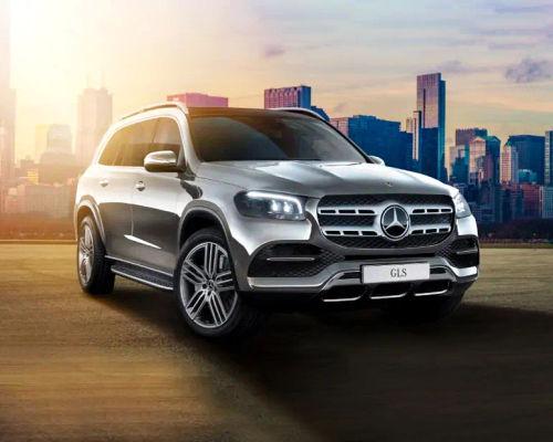 Mercedes-Benz GLS Front Left Side