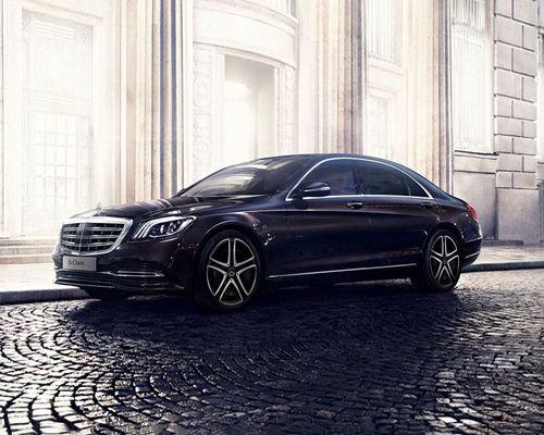 Mercedes-Benz S-Class Front Left Side