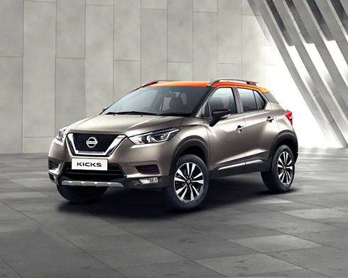 Nissan Kicks Front Left Side