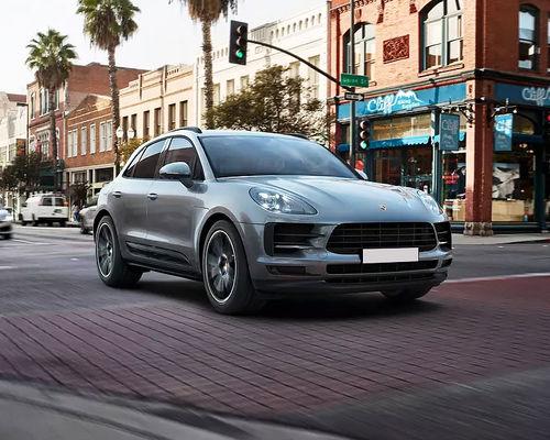Porsche Macan Front Left Side