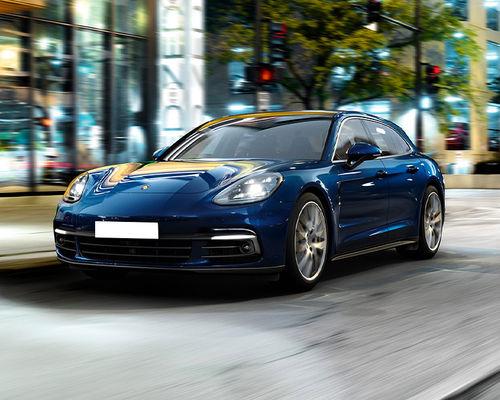 Porsche Panamera Front Left Side