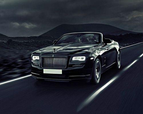 Rolls Royce Dawn Front Left Side