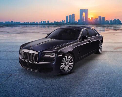 Rolls Royce Ghost Front Left Side