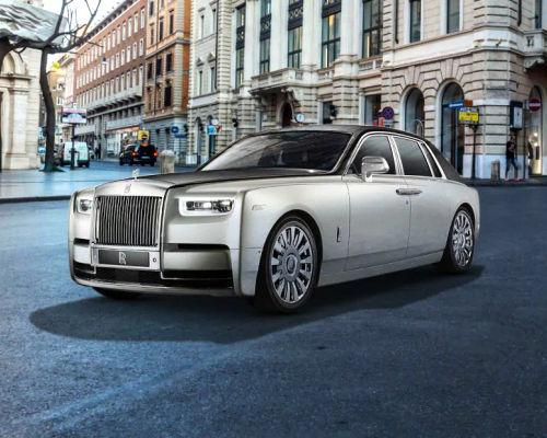 Rolls Royce Phantom Front Left Side