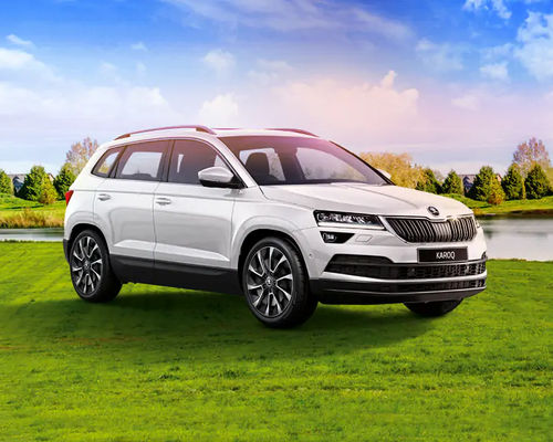 Skoda Karoq Front Left Side