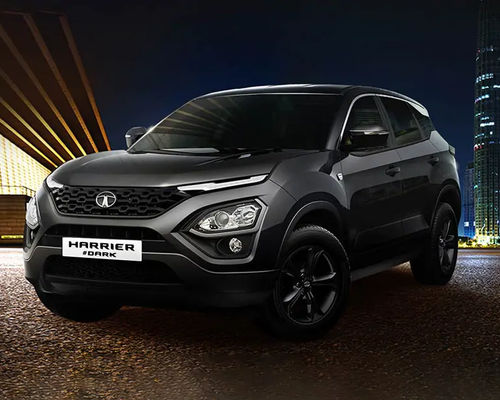 Tata Harrier Front Left Side