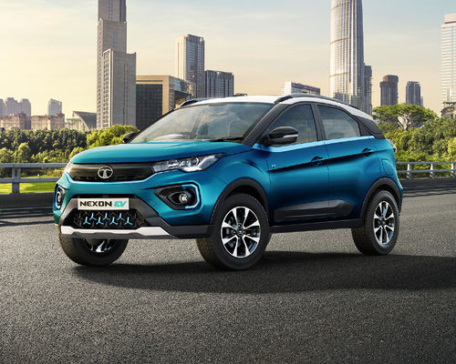 Tata Nexon EV Front Left Side