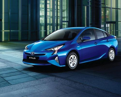 Toyota Prius Front Left Side